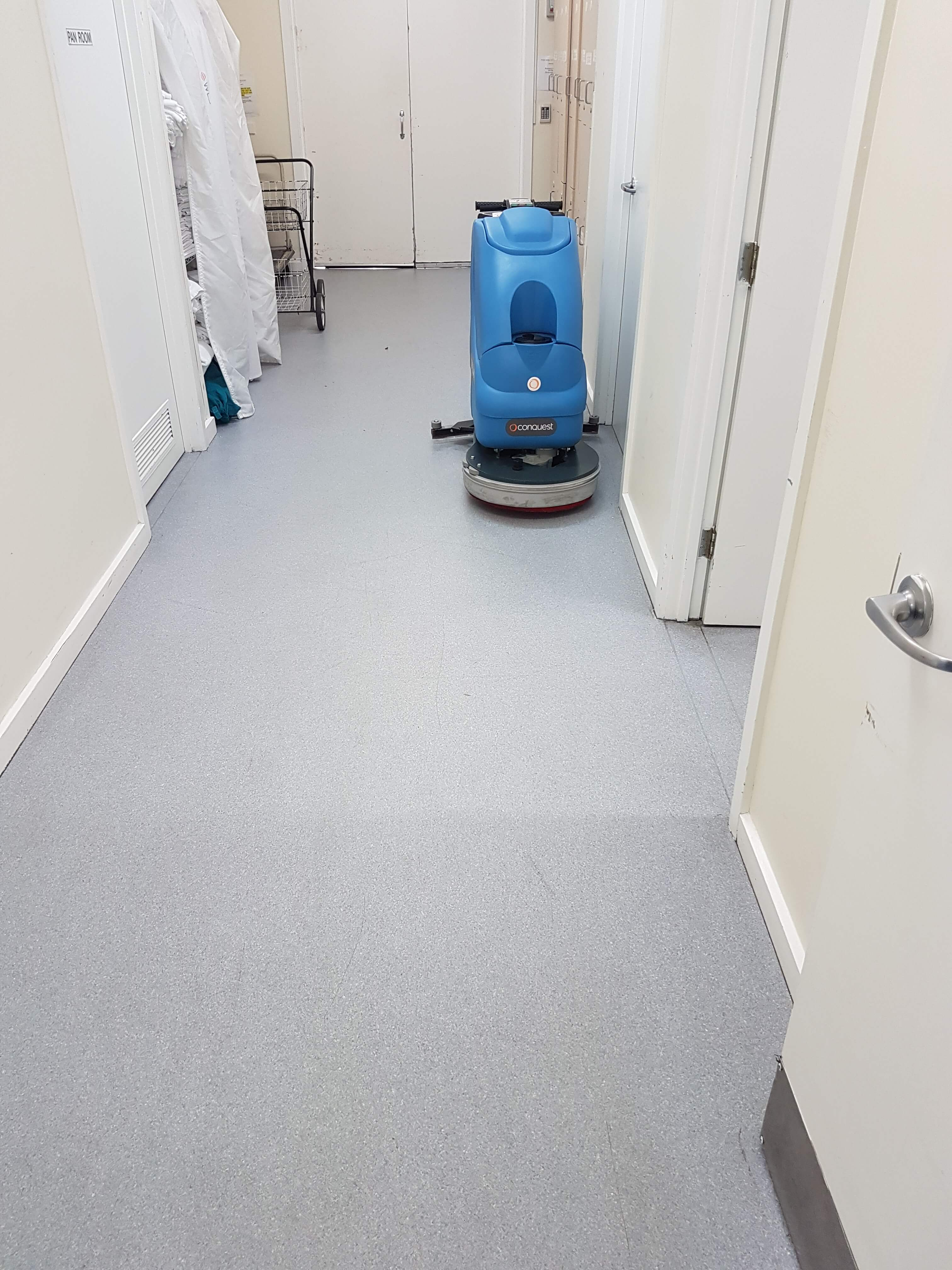 store room cleaning