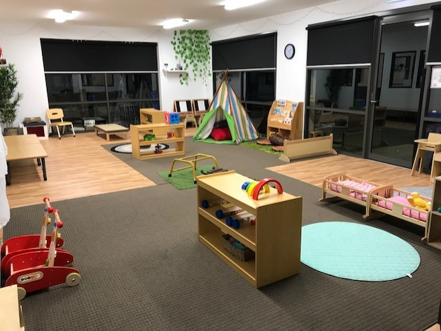 organised child care center